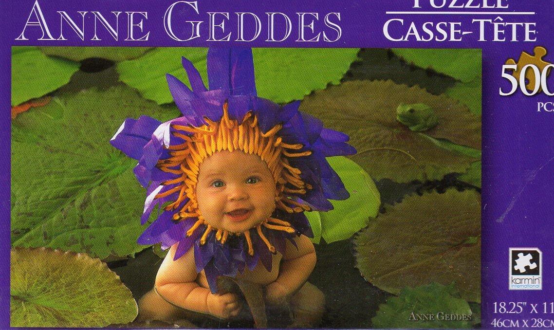 Anne Geddes 500 Piece Jigsaw Puzzle - v3