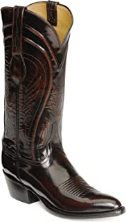 product image for Lucchese Men's Handmade Classics Seville Goatskin Boot Pointed Toe - L1508 24