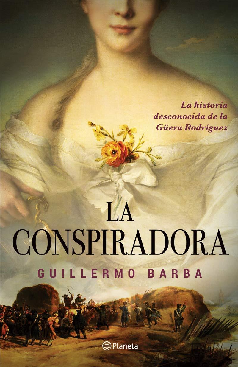 La conspiradora (Spanish) Paperback – 2019