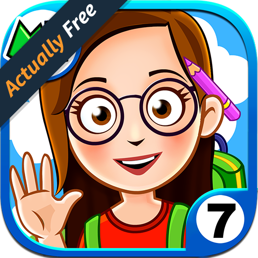 My Town : School from My Town Games ltd