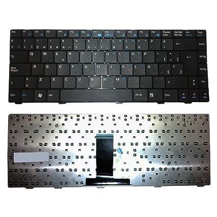Amazon.com: Spanish Keyboard Vit M2420 V092362ak4 Teclado En Español: Computers & Accessories