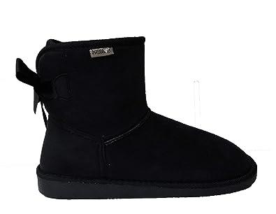 Damen Schlupfschuhe Boots Stiefel Stiefeletten Gr. 36 41
