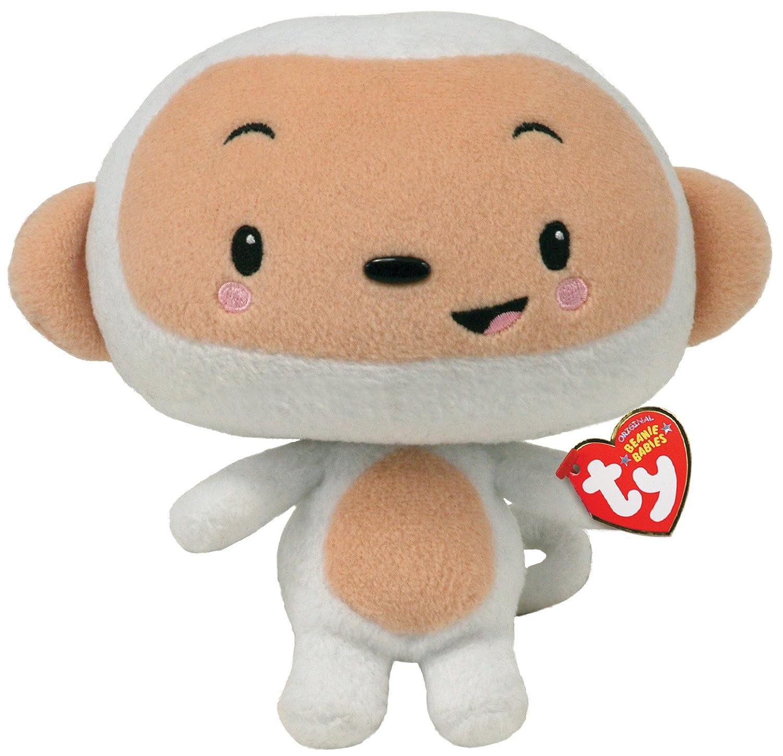 amazon com ty beanie baby hoho ni hao kai lan monkey toys