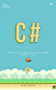 C#: Learn by coding your own popular game - Gains amazing experience by coding your first video game in less than an hours