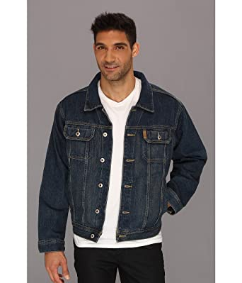 80730f1a6b2 Image Unavailable. Image not available for. Color  Cinch Rolling Stone  Denim Jacket (m) MW11224002
