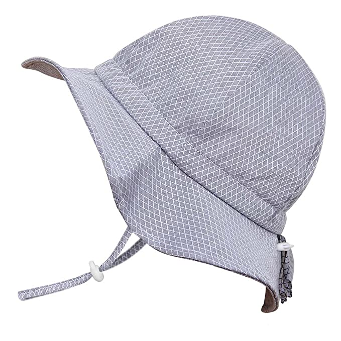 cc07fb16e95 Image Unavailable. Image not available for. Colour  Jan   Jul Toddler Boys  Girls Cotton Sun Hats ...