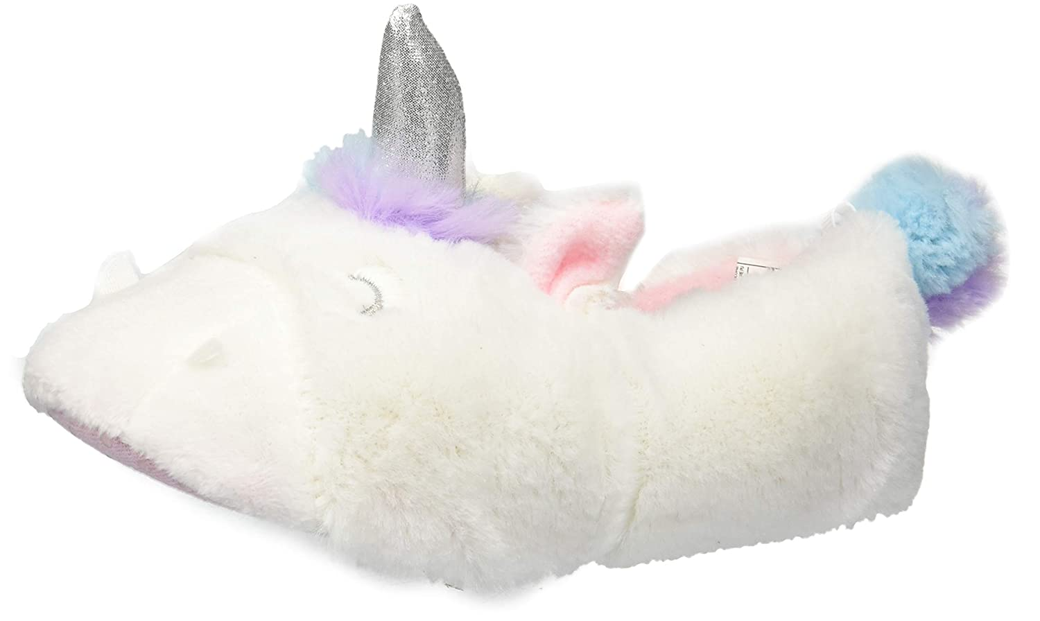 Carter's Kids Girl's Grace3-s White Unicorn Slipper Carter's CF181121