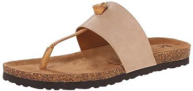 BC Footwear Women's Lynx Sandal, Nude, ...