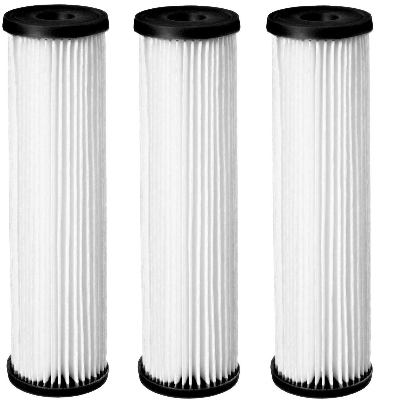 MERV 12 Tru Mini Pleat AC Furnace Air Filters 2 Pack Nordic Pure 24x24x1 23/_3//8x23/_3//8