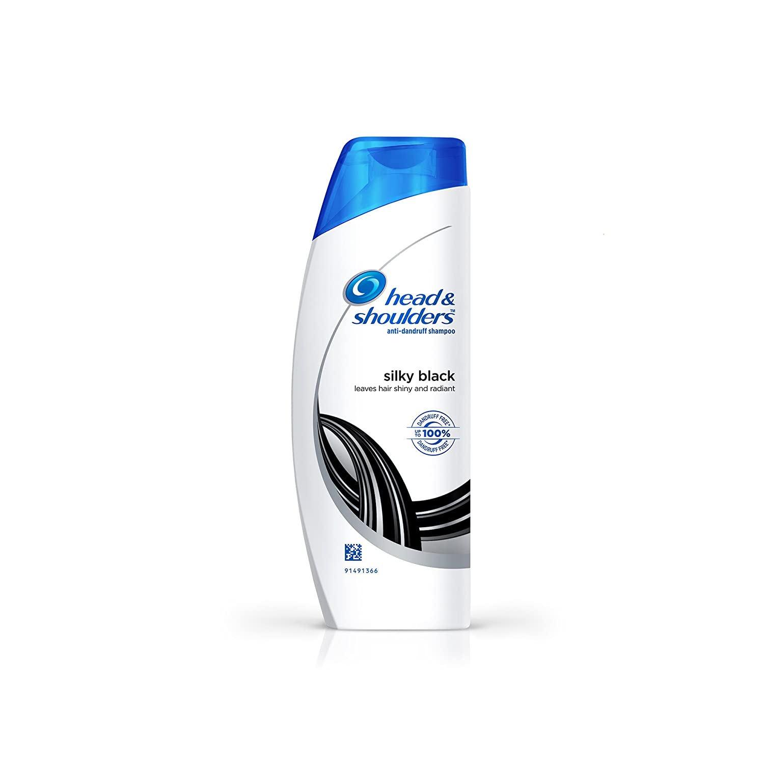 Buy Head And Shoulders Shampoo Cool Menthol 80ml Online At Low Anti Hair Fall 330 Ml Silky Black