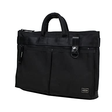 8ae505d76c Image Unavailable. Image not available for. Color  Yoshida Bag Porter Heat Brief  Case ...
