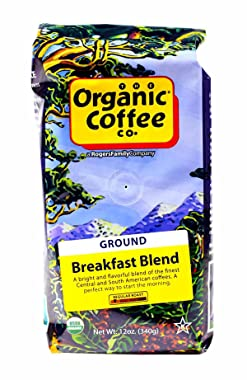 Organic Coffee Co. Ground, Breakfast blend