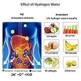 GOSOIT Hydrogen Alkaline Water Pitcher Maker