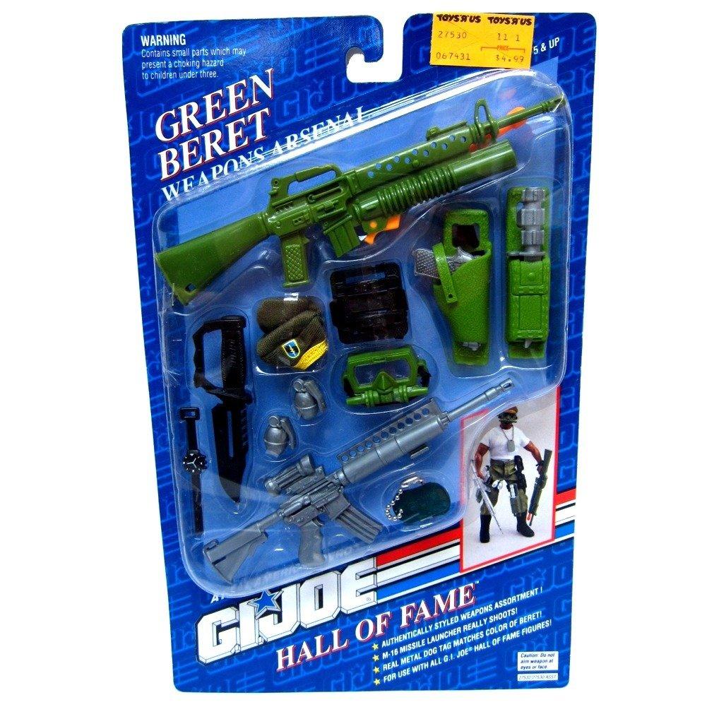 Amazon com: 1993 Hasbro GI Joe Hall of Fame