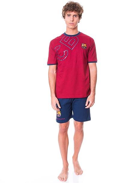 Madness Pijama F.C.Barcelona 1ªequip. Azul/Granate M