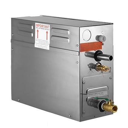 BuoQua 4KW Generatore Di Vapore Sauna Home Spa Doccia Generatore Di Vapore  Per Bagno Turco Di
