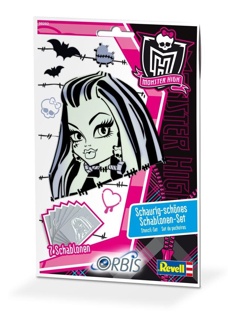 Orbis - Airbrush für Kinder 30202 Schablonen-Set Girls LIZENZ ...