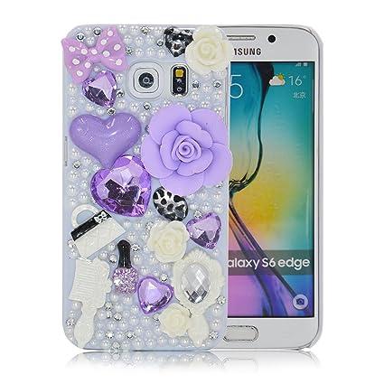 Samsung Galaxy S6 Edge móvil, ludan gliszer Serie 5.1 ...