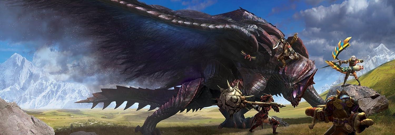 Amazon com: Monster Hunter 4 Ultimate Standard Edition - 3DS