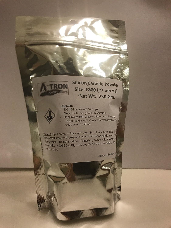 // 1000 Grit; 250 gm ATL ~7 microns /± 1 Silicon Carbide Powder F800