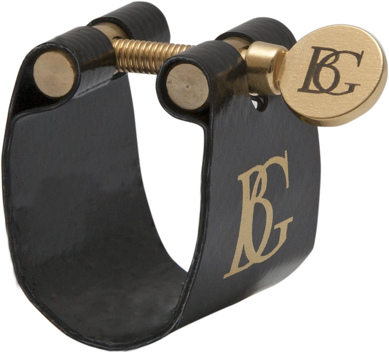 BG LFJ4 Flex Jazz Ligature for Alto Saxophone with Metal Mouthpiece