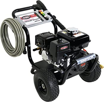 Simpson Cleaning Gas Pressure Washer