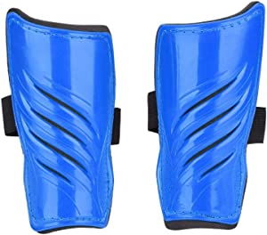 Alomejor 1 Pair Soccer Shin Guards Kids Football Guards Soccer Shin Pad Board Soft Sports Leg Protective Gear for Sports Like Jogging,Volleyball,Running Protector for Boys,Girls,Youth,Teenagers
