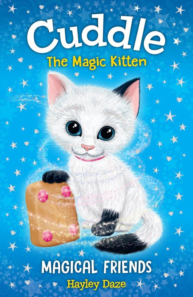Cuddle the Magic Kitten Book 1: Magical Friends pdf