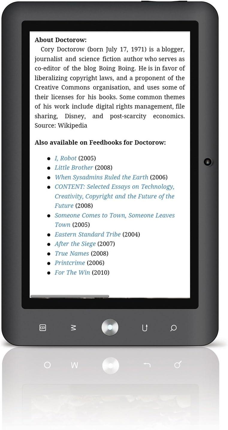 Coby Kyros Mid 1024-4G 32GB Gris - Tablet (IEEE 802.11g, Android, Pizarra, Android, Gris, Ión de Litio): Amazon.es: Informática