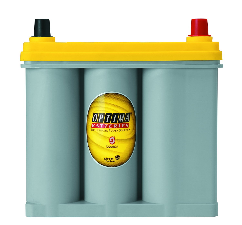 Optima Batteries 8073-167 D51R YellowTop Dual Purpose Battery by Optima (Image #2)