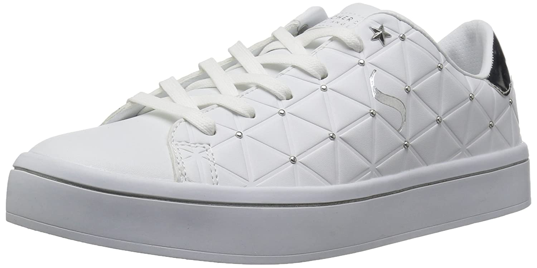 d07803dbf4f1 Flexible sole Skechers B071G6TGF7 Street Women s Hi-Lite-Bermuda Sneaker  B071G6TGF7 Skechers 11 B(M ...