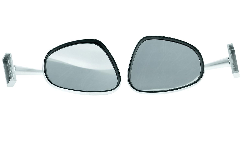 AuàŸenspiegel Rückspiegel rechts und links Niere PKW Oldtimer ...