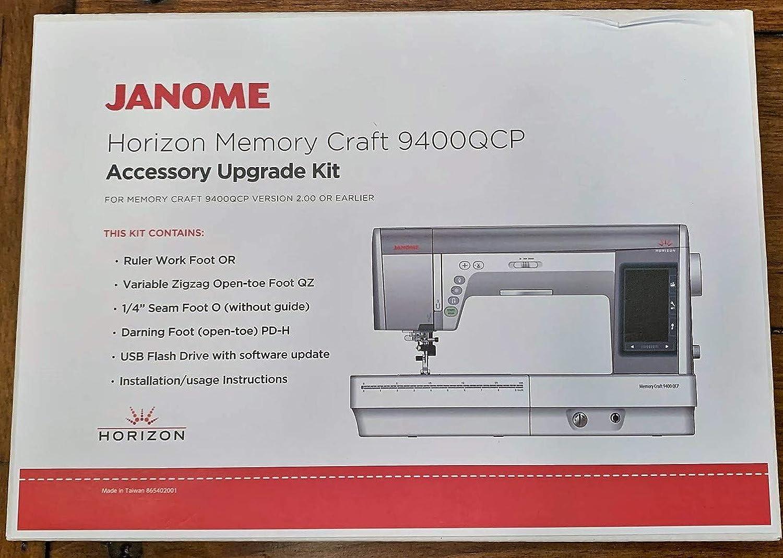 Janome Horizon Memory Craft 9400 QCP: Amazon.es: Hogar