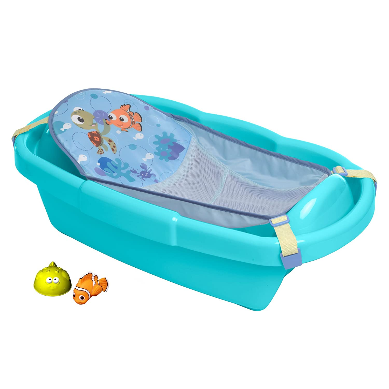 Amazon.com : The First Years Disney Nemo Infant To Toddler Tub : Baby