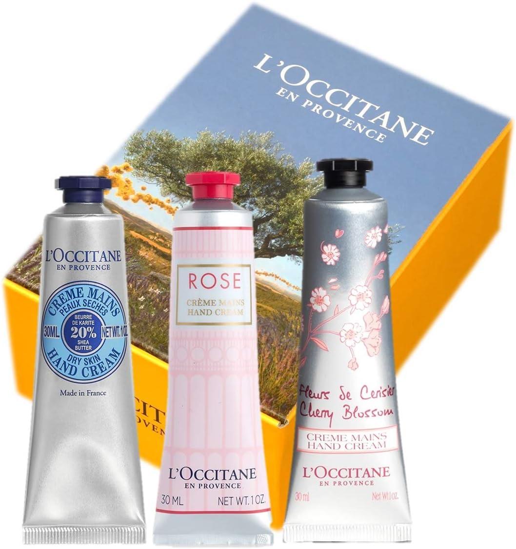 L'OCCITANE(ロクシタン)のハンドクリーム