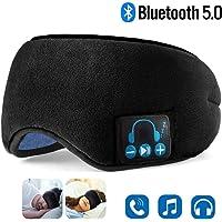 $29 » Sleep Headphones, Upgraded Sleep Eye Mask Bluetooth 5.0, Wireless Sleep Headphones,…