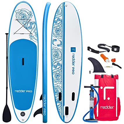 Amazon.com : redder SUP Vortex Pro Inflatable Stand Up ...