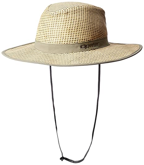 bde41ea15dd78 Buy Outdoor Research Papyrus Brim Sun Hat Online at Low Prices in India -  Amazon.in