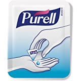 Purell Advanced Hand Sanitizer Singles - Travel Size Single Use Individual Portable Boxes (125 Packs) ETS, 125 Count Self Dispensing Boxes (125 Packs) ETS in a Display Box - 9620-12-125EC