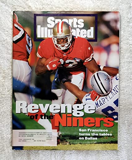 c474ec505 Amazon.com  Ricky Watters - San Francisco 49ers - Sports Illustrated ...