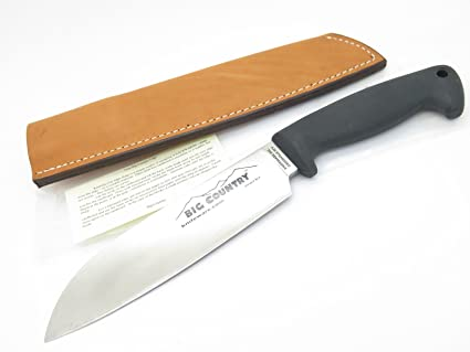 Amazon.com: clásico País grande knifeware workr AUS-8 Seki ...