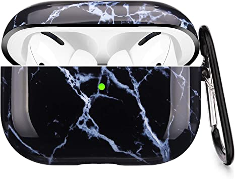 Amazon Com Airpods Pro Case Litodream Marble Apple Airpods 3