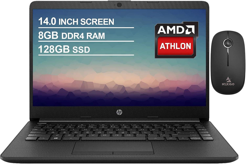 2020 Newest HP 14 Inch Non-Touch Premium