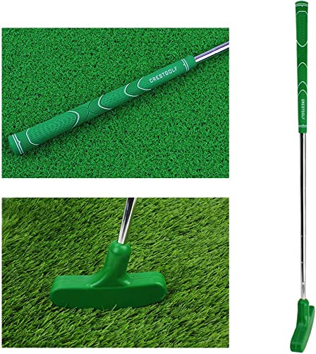 KOFULL Junior Mini Golf Putter, 27inch,31inches Rubber Double Way Both Right Handed Left Handed