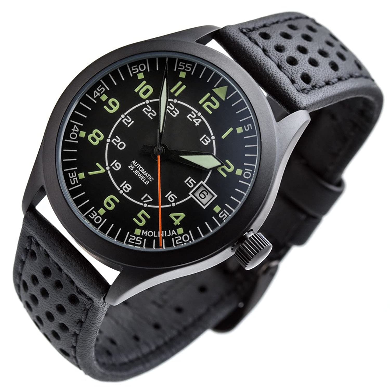 TMP2 · Tactical Military Pilot - Fliegeruhr - Automatik Kaliber 2824