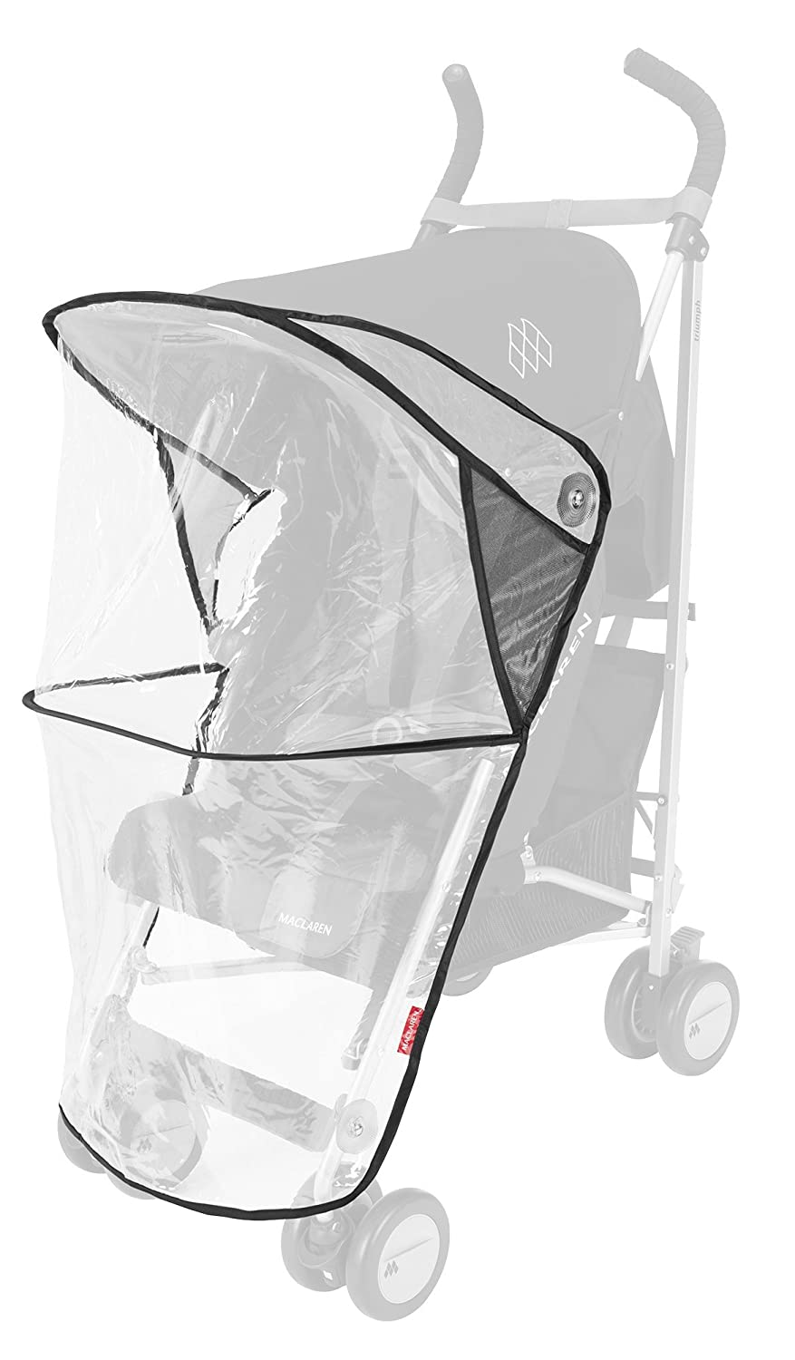Maclaren Triumph Buggy Universal Raincover To Fit Perfect