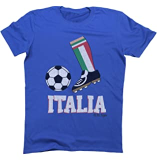 Exercise & Fitness Supportershop Italy Soccer Fan T-Shirt