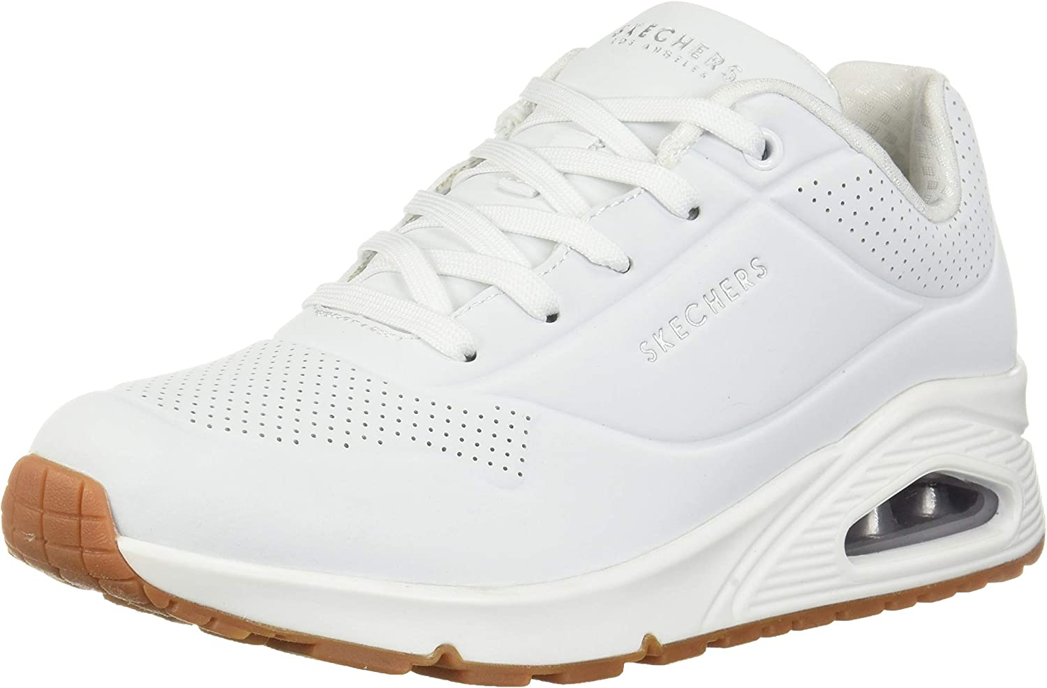 Skechers Damen UNO Stand On Air Sneaker