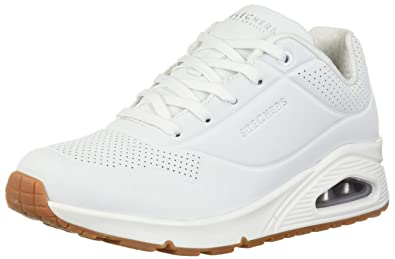 48a94f7b77f0 Skechers Women s Uno-Stand On Air Trainers