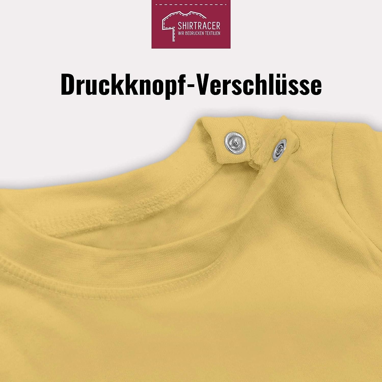 Geschwisterliebe Baby Baby T-Shirt Kurzarm Gro/ße Schwester 2020 mit Blumen Shirtracer